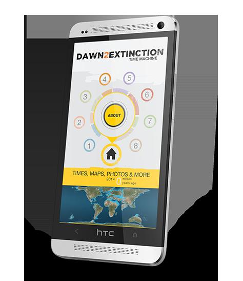 Dinosaurs: Dawn To Extinction App