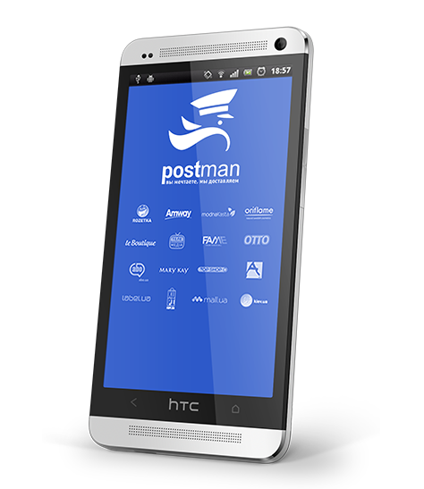 Postman Android app