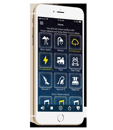 Mobile App for Sleep