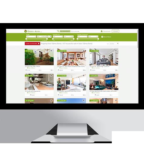 Green Acres Website