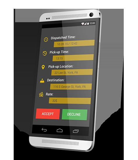 Umai Taxi App